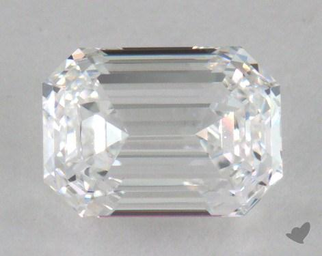 1.01 Carat E-VS1 Emerald Cut  Diamond