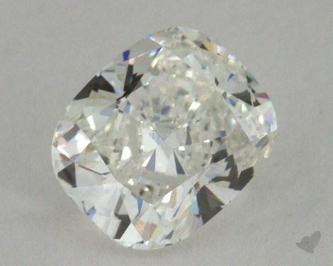 1.34 Carat H-VS1 Cushion Cut  Diamond