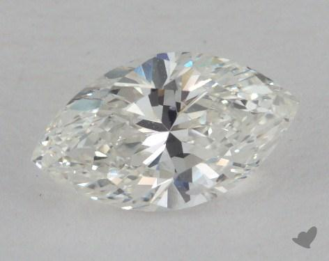 1.00 Carat H-VS1 Marquise Cut  Diamond