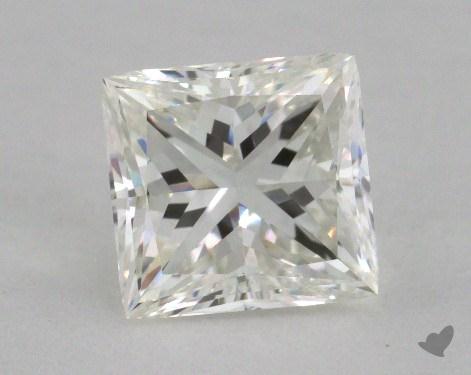 1.06 Carat G-VS1 Very Good Cut Princess Diamond