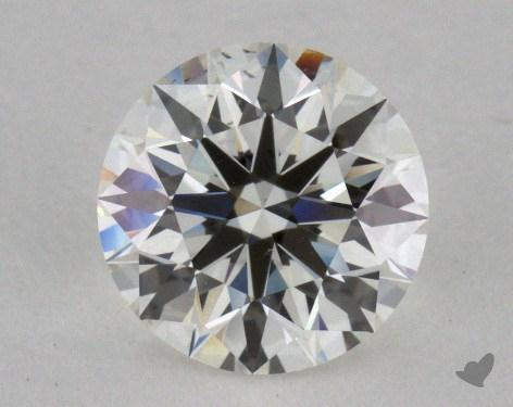1.02 Carat I-VS2 Excellent Cut Round Diamond