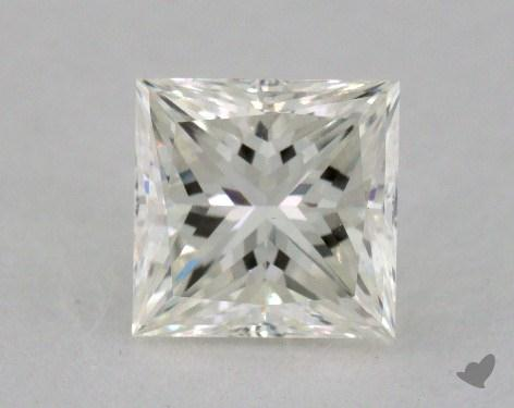 1.04 Carat K-VS1 Very Good Cut Princess Diamond
