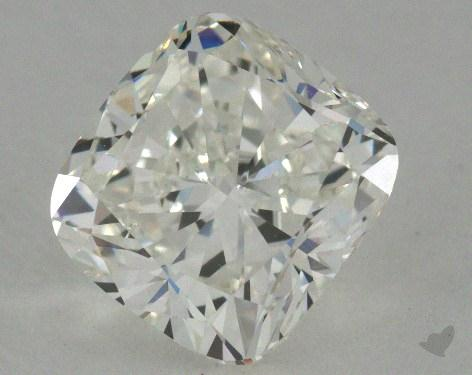 1.87 Carat I-SI1 Cushion Cut Diamond