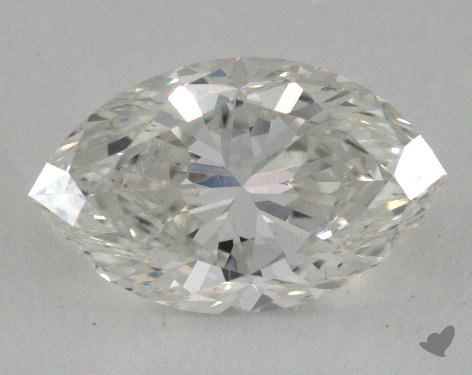 1.51 Carat F-VS2 Marquise Cut Diamond