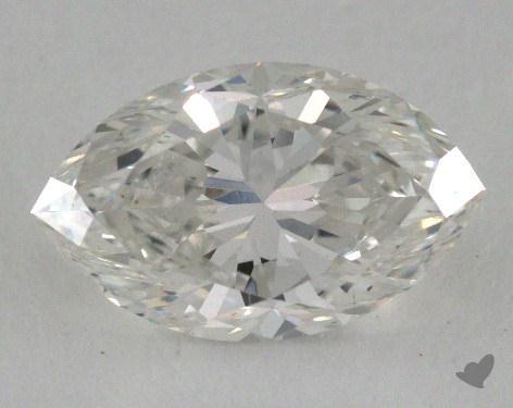 1.51 Carat F-VS2 Marquise Cut Diamond