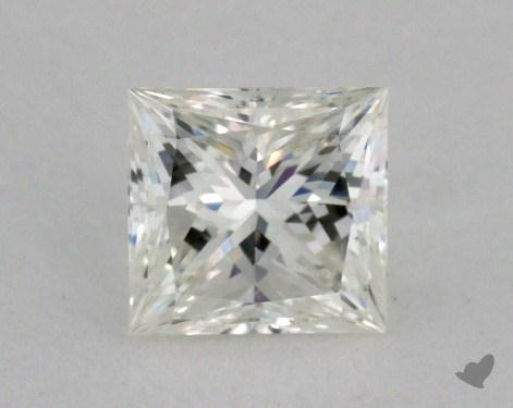 0.51 Carat I-VS2 Princess Cut Diamond