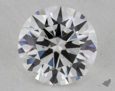 0.50 Carat E-VVS1 Very Good Cut Round Diamond