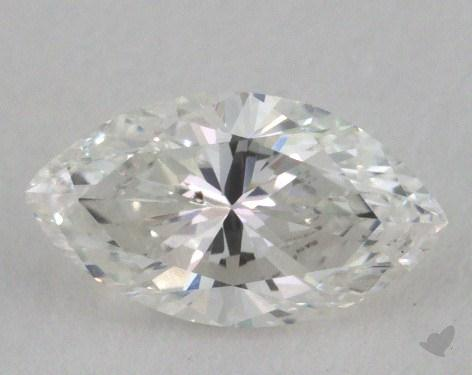 0.47 Carat G-SI1 Marquise Cut Diamond