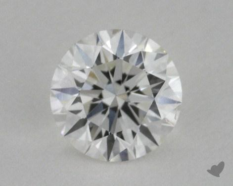 0.80 Carat G-SI1 Excellent Cut Round Diamond