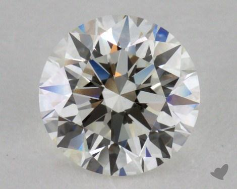 0.90 Carat H-VS2 Excellent Cut Round Diamond