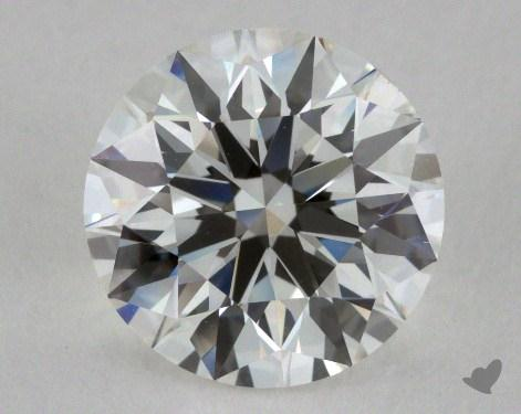 1.76 Carat G-VS1 Excellent Cut Round Diamond