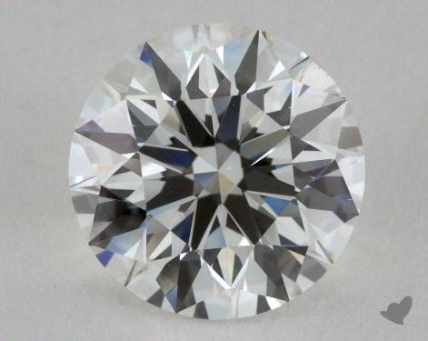 1.76 Carat G-VS1 Excellent Cut Round Diamond