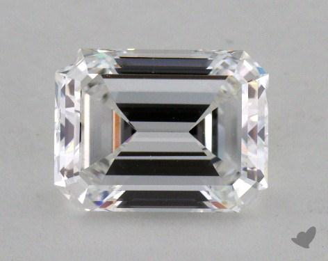 1.81 Carat E-VS1 Emerald Cut Diamond