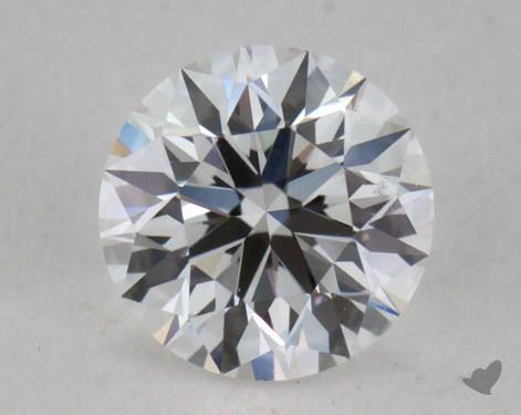 0.40 Carat E-VS2 Round Diamond