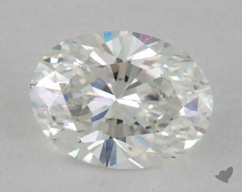 1.20 Carat D-VS1 Oval Cut Diamond