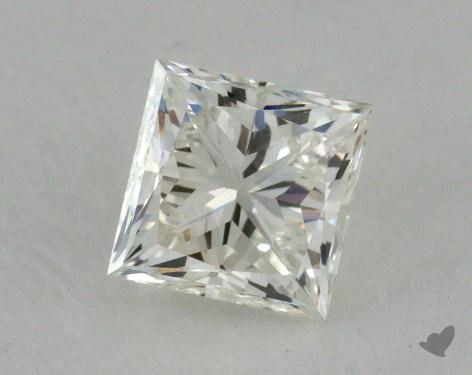 0.60 Carat J-VS2 Princess Cut Diamond 