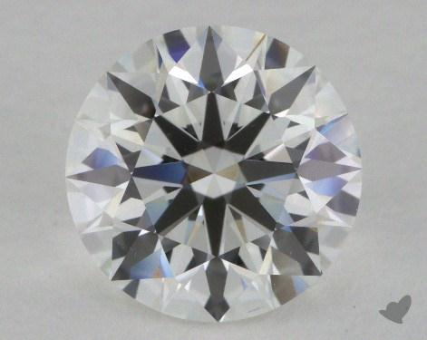 2.24 Carat G-VS2 Excellent Cut Round Diamond