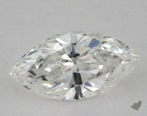 1.41 Carat F-VS2 Marquise Cut  Diamond