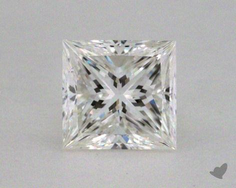 1.52 Carat F-SI1 Princess Cut  Diamond