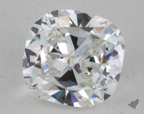 0.89 Carat F-VVS2 Cushion Cut Diamond
