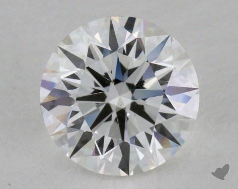 1.02 Carat F-VS1 Excellent Cut Round Diamond