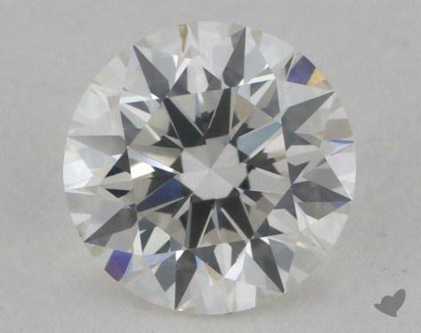 0.72 Carat G-VS2 Excellent Cut Round Diamond