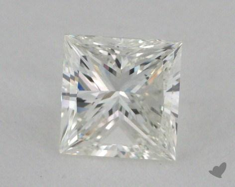1.01 Carat H-VVS2 Very Good Cut Princess Diamond
