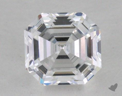 0.94 Carat D-VS2 Asscher Cut Diamond