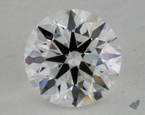 0.85 Carat G-VVS1 True Hearts<sup>TM</sup> Ideal Diamond