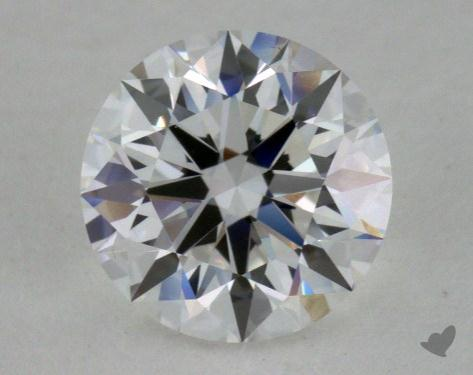 0.80 Carat E-VS2 Ideal Cut Round Diamond