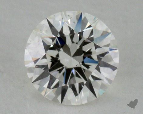 0.52 Carat H-VS2 Ideal Cut Round Diamond