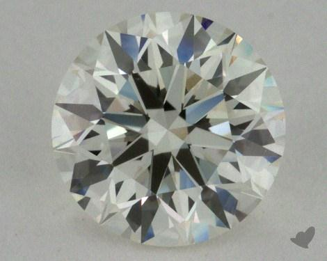 1.01 Carat J-VS2 Ideal Cut Round Diamond