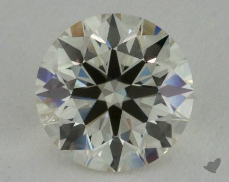 1.33 Carat K-SI2 True Hearts<sup>TM</sup> Ideal Diamond