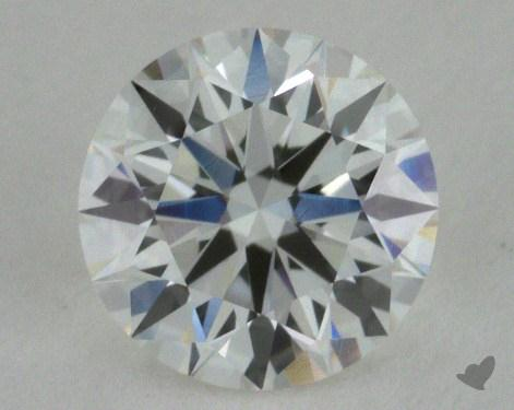 0.64 Carat G-VVS2 True Hearts<sup>TM</sup> Ideal Diamond