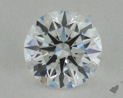 0.70 Carat E-VS1 True Hearts<sup>TM</sup> Ideal Diamond