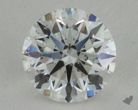 1.00 Carat H-SI2 Ideal Cut Round Diamond