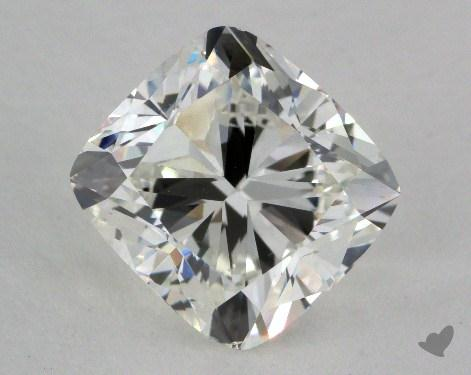 2.50 Carat H-SI1 Cushion Cut Diamond