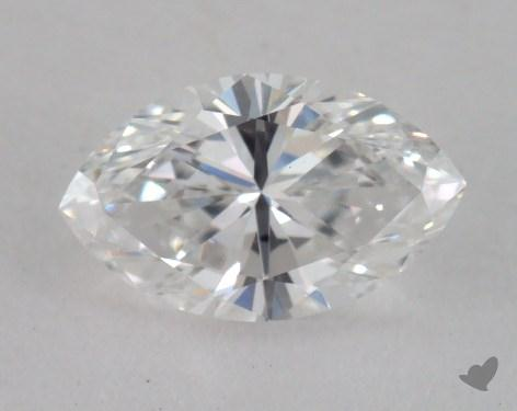 0.65 Carat E-VS1 Marquise Cut  Diamond