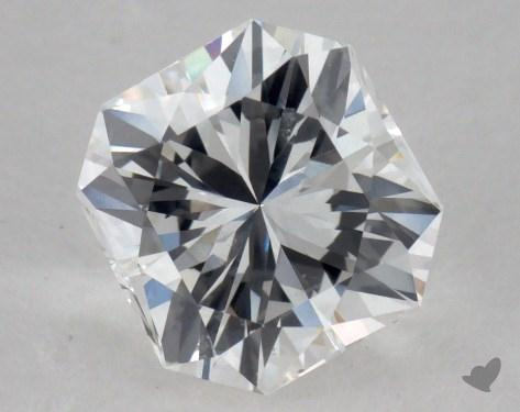 1.07 Carat E-VS2 Radiant Cut Diamond