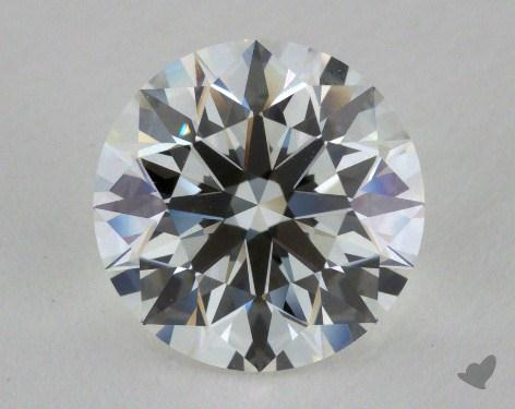 2.01 Carat G-IF Excellent Cut Round Diamond