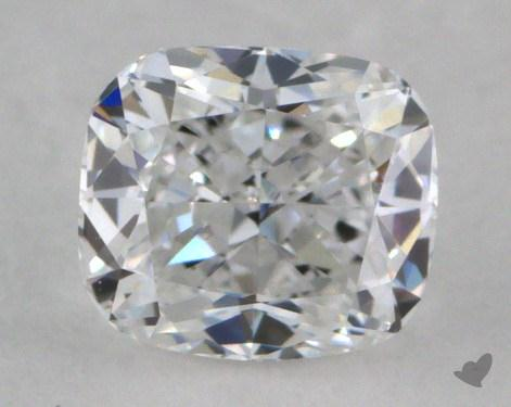 0.55 Carat D-VVS1 Cushion Cut  Diamond