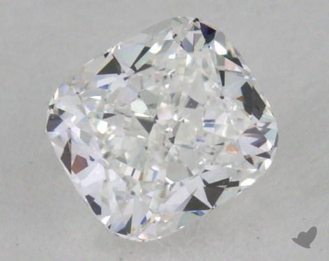 0.54 Carat E-VVS2 Cushion Cut  Diamond