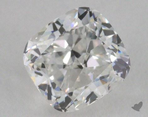 1.00 Carat F-VVS1 Cushion Cut  Diamond