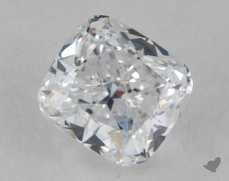 1.05 Carat D-IF Cushion Cut Diamond