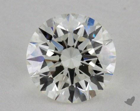 1.34 Carat I-VS2 Excellent Cut Round Diamond
