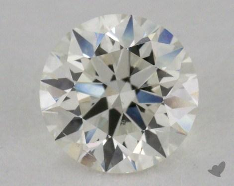 1.21 Carat J-SI2 Excellent Cut Round Diamond