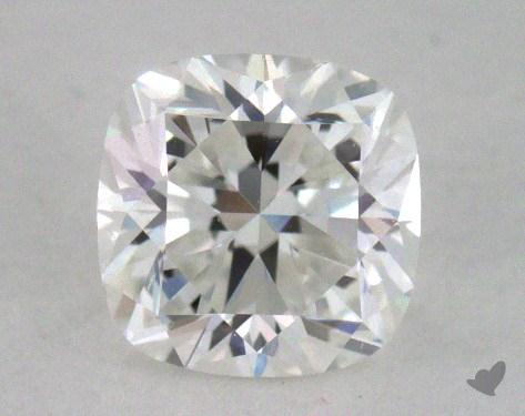 0.44 Carat F-VS2 Cushion Cut Diamond