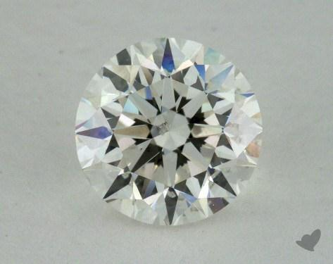 0.91 Carat H-SI2 Very Good Cut Round Diamond