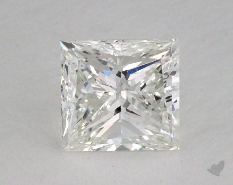 1.40 Carat G-VS2 Very Good Cut Princess Diamond
