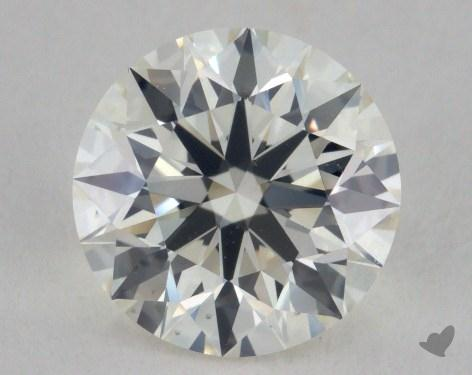 1.35 Carat J-VS2 Excellent Cut Round Diamond